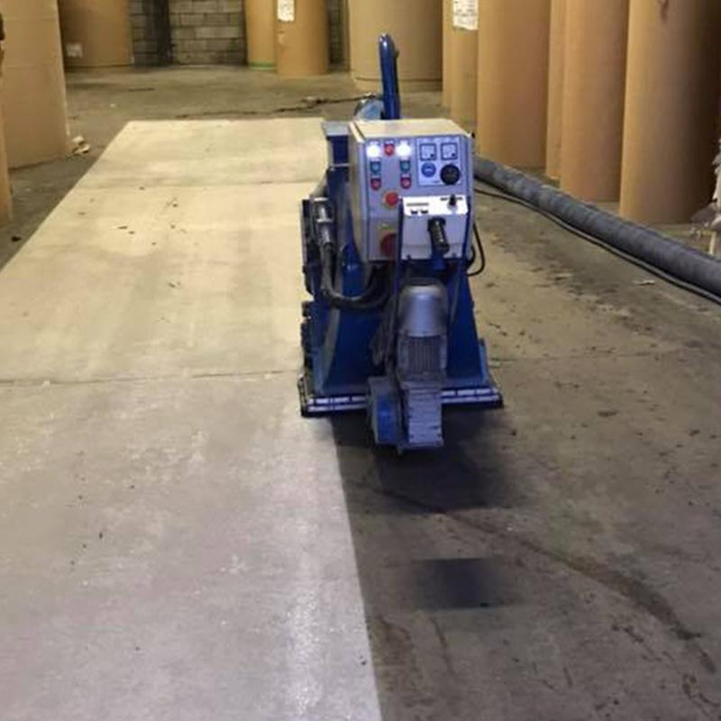 anti slip warehouse floor