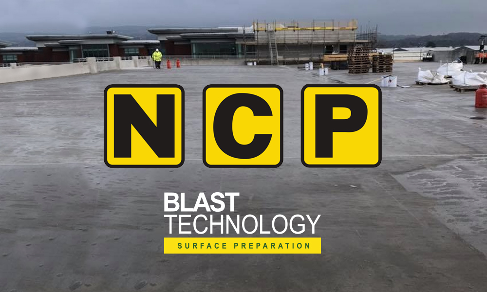 MSCP NCP Car Park Floor services